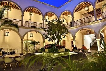 Hotel Hacienda Santa Fe