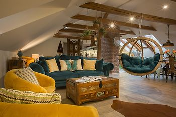 Old Town Boho Chic Attic