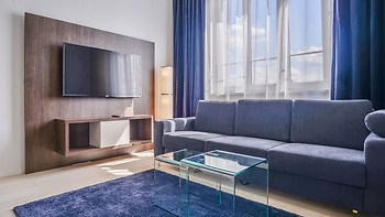 Slavia Luxury apartment