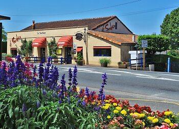 Logis Hôtel Restaurant Le Sorbier
