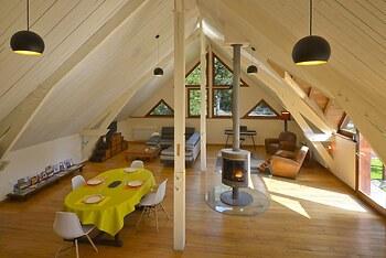 Appartement dans les bois