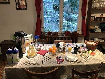Bed & Breakfast Obermumpf