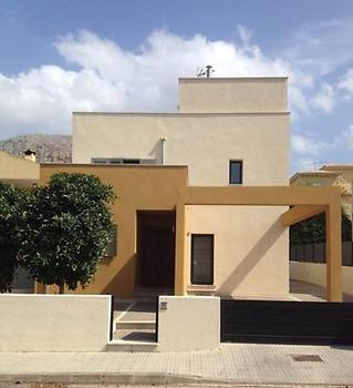 Villa Zafra Montfarrutx