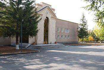 Jermuk Ashkhar Sanatorium