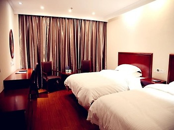 GreenTree Inn Jiuquan Dunhuang Shazhou North Road Hotel