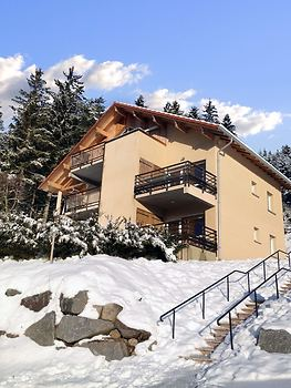 Apartment With one Bedroom in Gérardmer, With Wonderful Lake View, Ter