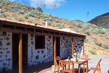 House With 2 Bedrooms in La Gomera, With Wonderful Mountain View, Encl