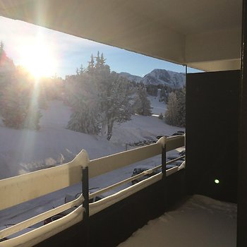 Apartment With one Bedroom in Chamrousse, With Wonderful Mountain View