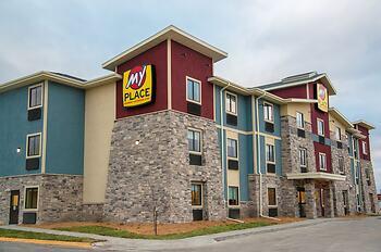 My Place Hotel-Davenport/Quad Cities IA