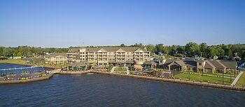 Chautauqua Harbor Hotel- Jamestown