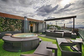Panoramic Apartment Roof Terrace&Jacuzzi