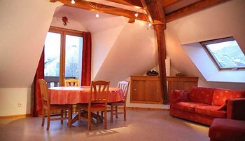 Apartment With 3 Bedrooms in Villard-de-lans, With Wonderful Mountain