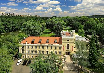Chateau St. Havel **** - wellness Hotel