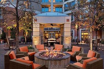 Courtyard Dallas Allen at the John Q. Hammons Center