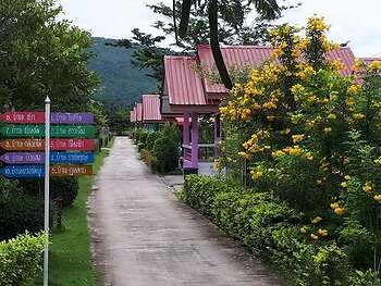 Phutawan Resort  Nong Bua Lam Phu