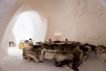 Blacksheep Village Igloo Chamrousse