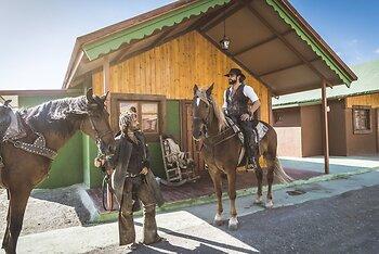 Camping Fort Bravo