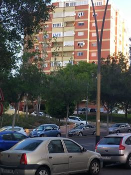 Apartment With 3 Bedrooms in Almería, With Wonderful sea View, Terrace