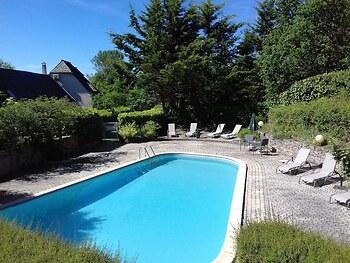 Hôtel du golf de Laguiole-Mezeyrac