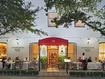 Coopmanhuijs Boutique Hotel