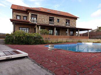 Hotel Rustico Prado Da Viña