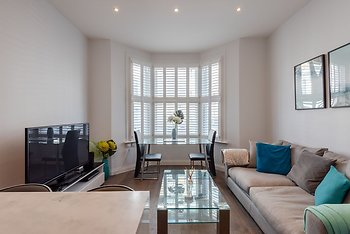 Modern High Spec Flat for 4 in West Hampstead