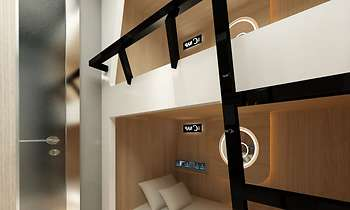 The Nap Pacific Place 3 - Capsule Hotel