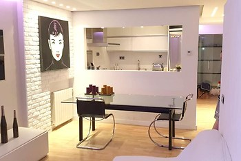Apartment With one Bedroom in Zaragoza, With Wonderful City View, Balc