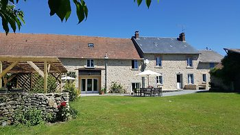 House With 2 Bedrooms in Saint Etienne de Fursac, With Pool Access, Fu