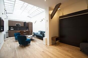 Dreamyflat - Loft in the Marais II