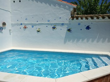Villa With 3 Bedrooms in Encinarejo de Córdoba, With Private Pool, Fur