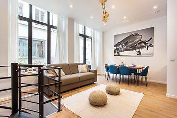 Luxury loft - Marais