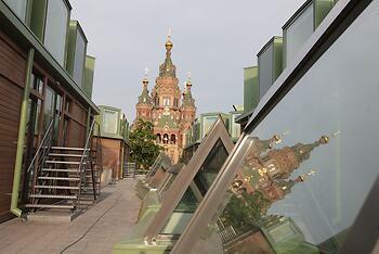 Hotelli New Peterhof Hotel Pietarhovi Venaja Paras Hinta Taattu