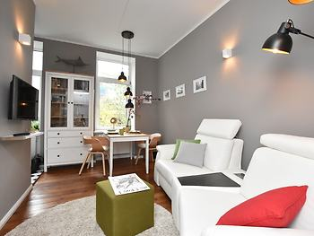 Modern Apartment in Rostock Near Baltic Sea