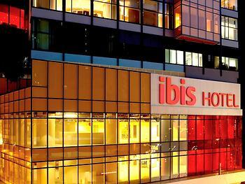 ibis Hong Kong Central And Sheung Wan