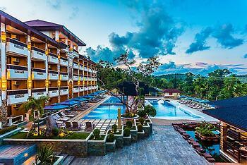 Hotel Coron Westown Resort Coron Filippinerne Laveste Pris