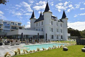 Relais Thalasso Baie de La Baule Château des Tourelles