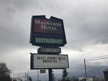 Magnuson Hotel Creston