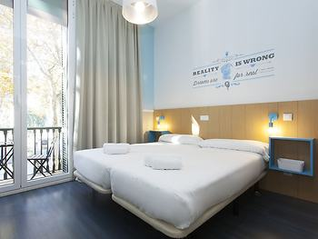 Ramblas by Pillow Hostel - Adults only