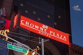 Crowne Plaza Times Square Manhattan, an IHG Hotel