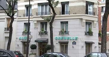 Hôtel Alizé Grenelle Tour Eiffel