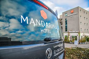 Mandarina Luxembourg Airport Hotel
