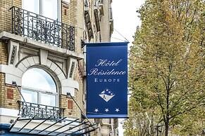 Hôtel Résidence Europe