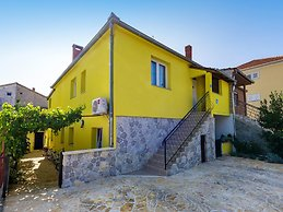 Apartment With 2 Bedrooms in Zadar, With Shared Pool, Furnished Terrac