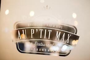 Au P'tit Max - Studios Hotel