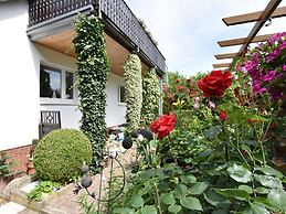 Pleasant Apartment in Südstadt Germany With Parasol