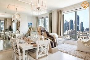 Dubai Burj Views 2 A Bed