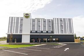 B&B Hotel Poitiers Aeroport