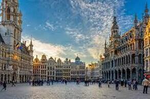 Charming Duplex Apartment in Bruxelles, Belgium